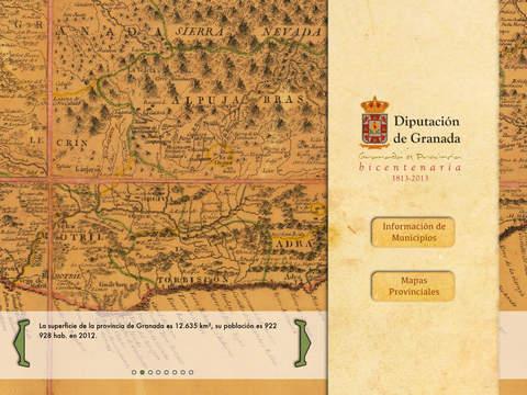 Exposición 200 años para la Provincia. 1813-2013 - Diputacion de Granada