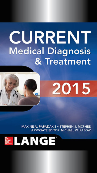 CURRENT Medical Diagnosis and Treatment 2015 CMDT