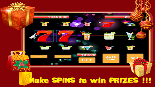 Ace of Slots Machine Free - Christmas Party Spin A Puzzle Cocktails to win big prizes