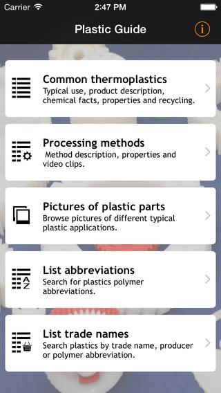 Plastic Guide