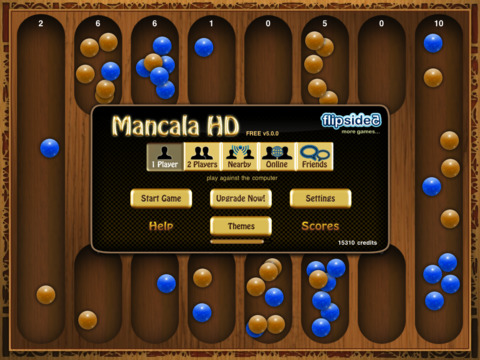 Screenshots of Mancala: FS5 (FREE) for iPad
