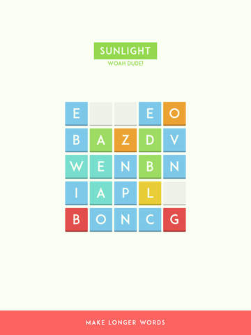 Lettercraft - A Word Puzzle Game To Train Your Brain Skills
