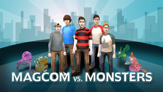 Magcom vs Monsters