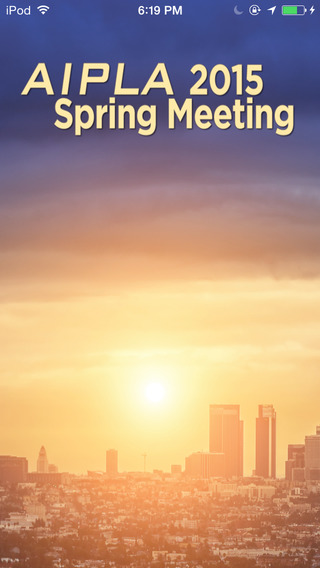 AIPLA 2015 Spring Meeting