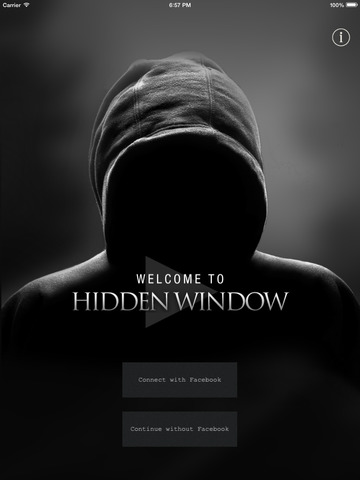 Hidden Window
