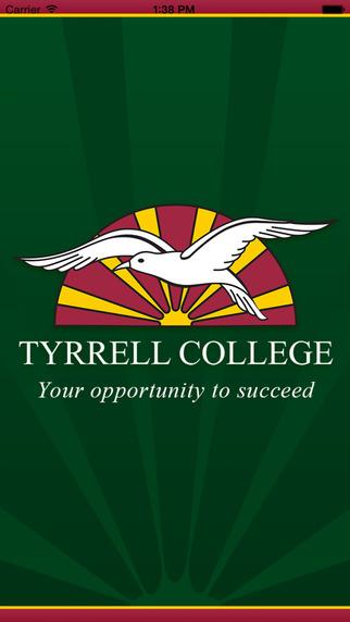 Tyrrell College - Skoolbag