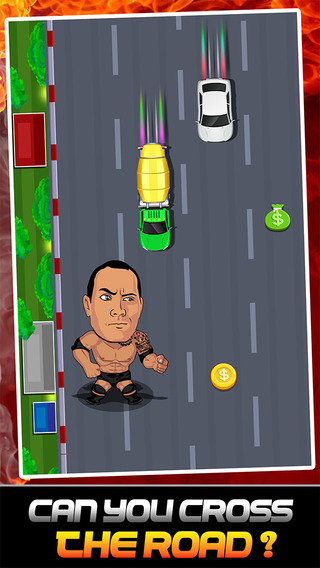Wrestling Jump Mania - WWE Wrestle Edition