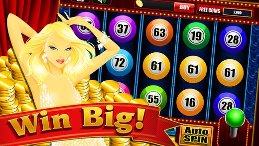 Win in a Bet Bingo Slots of Fortune