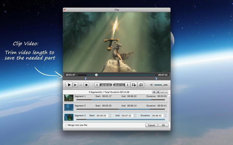 4Video Video Converter Pro Screenshot - 4