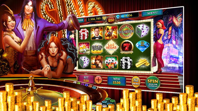 Big Vegas Casino - The Latest Slots Hit