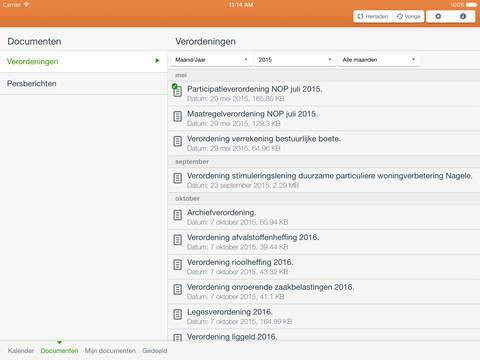Gemeente Noordoostpolder – papierloos vergaderen met de GO. app
