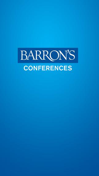 Barron's Conferences App