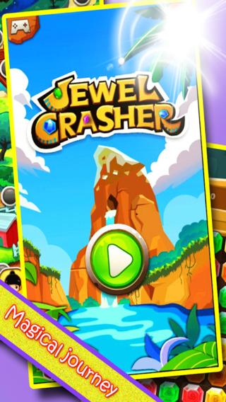 Jewel Match Puzzle Blitz - Top Matching Diamond Solver Hero Pro