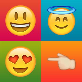Emoticons: Emoji Unlimited Edition LOGO-APP點子