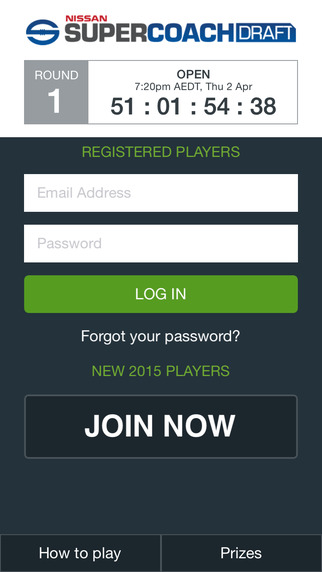 AFL SUPERCOACH DRAFT 2015