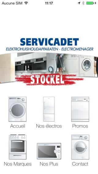 Servicadet Stockel