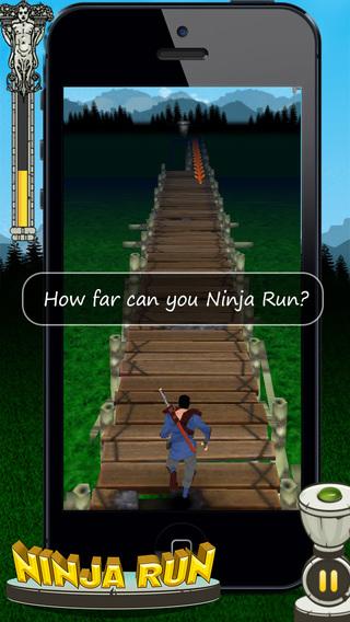 Ninja Runn - The Ultimate Endless Runner