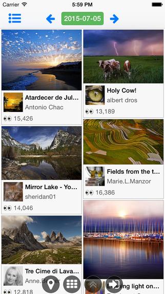 Explorer for Flickr Pro