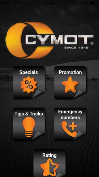 Cymot Specials Namibia