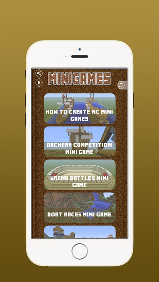 Mini Games Guide for Minecraft - Learn how to play your favorite minigames in MC