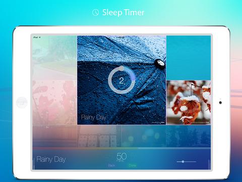 Relaxia бесплатный - Помощь сна, отдыха Screenshot