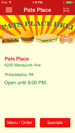 Pats Place