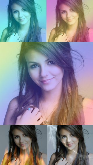 Selfie Photo Editor HD - Effects Filters Frames and Text On Fotos