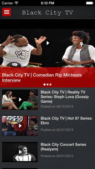 Black City TV Mobile