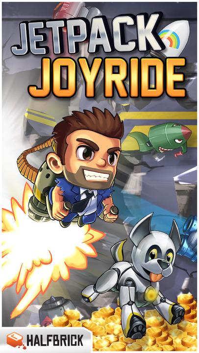 Jetpack Joyride - iPhone Mobile Analytics and App Store Data
