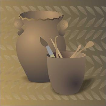 Trasnformations of clay LOGO-APP點子