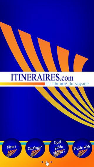 Librairie Itineraires