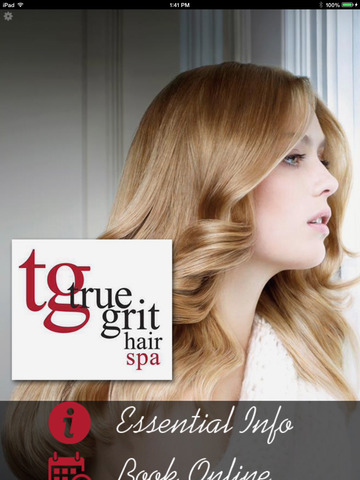 True Grit Hair Spa HD