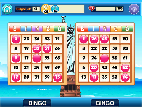 玩免費遊戲APP|下載A Bingo Big Win World Addictive Adventure Free - Lucky Casino Board Game by Top Crazy Games app不用錢|硬是要APP
