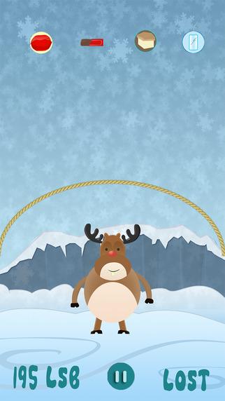Fat Reindeer - Battles with Overweight