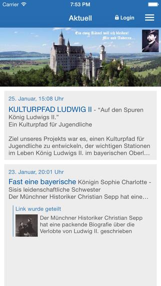 Freunde König Ludwig II.