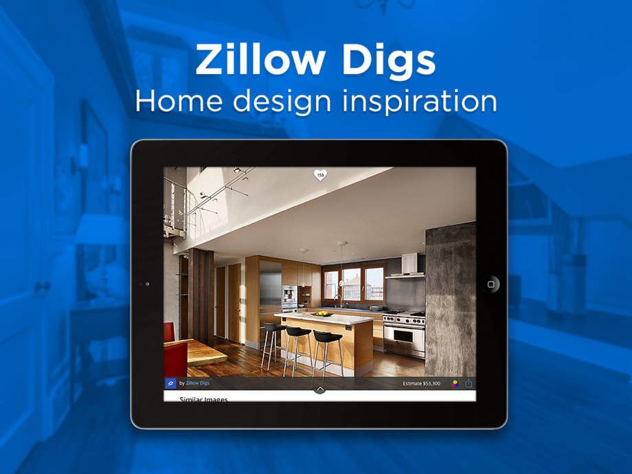 zillow digs home design inspiration cost estimates
