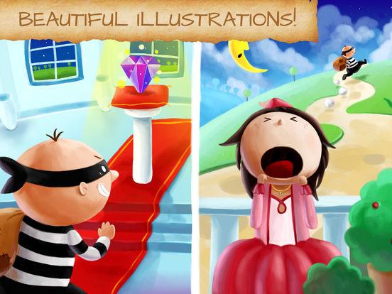 Princess Lila's Kindergarten Games for Early Childhood Education