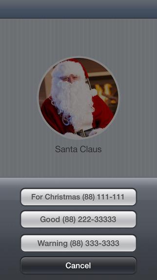 Video Calls with Santa Claus Free