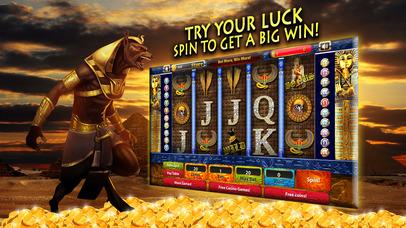 Screenshot 1 фараон Удача Популярные Игровые Автоматы Вулкан  — лучшие симуляторы слот машин игровые  казино лас-вегасе