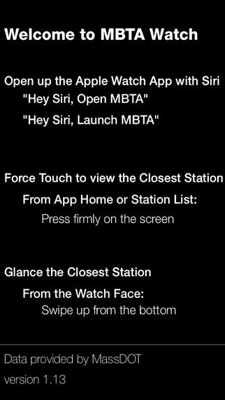 MBTA Watch