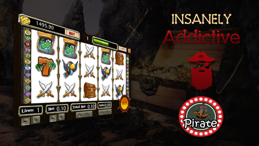 `` 2015 ``Aaces Pirate Slots of Sin City - Piratebay Slot Spin to win the caribbean casino free game