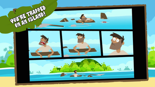 Island Escape - Stupid and Tricky Ways to Die Test Screenshots