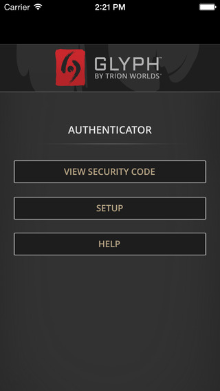Glyph Authenticator