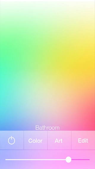 Light Control RGBW