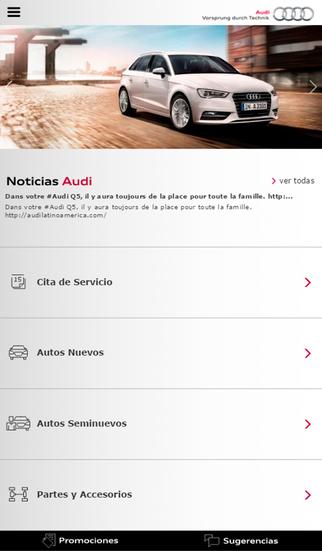 Audi Costa Rica Motortec