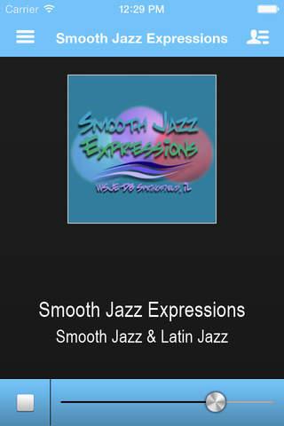Smooth Jazz Expressions screenshot 1