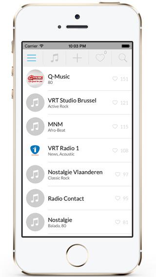 Radio Belgium - Radio Belgian
