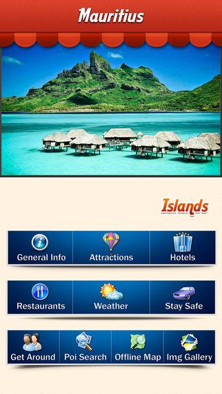 Mauritius Island Offline Guide