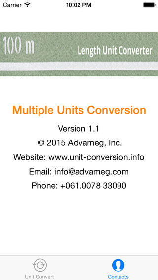 Free Multiple Units Conversion