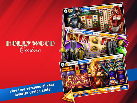 Hollywood casino applications